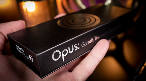 Opus (Gimmick and/Online Instructions) by Garrett Thomas