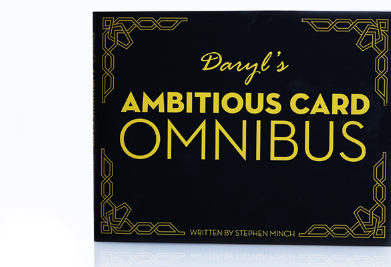 OMNIBUS by DARYL-New Book (Online Only)