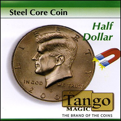 Steel Core Coin by Tango