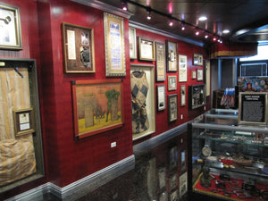 Tour of the Houdini Museum