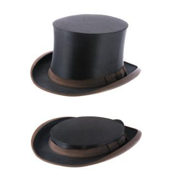 Collapsible Top Hat with Production Compartment