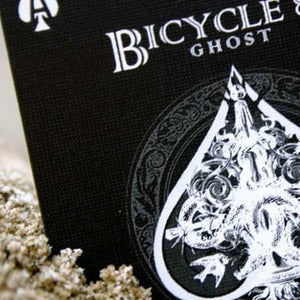 Black Ghost Playing Cards by Ellusionist