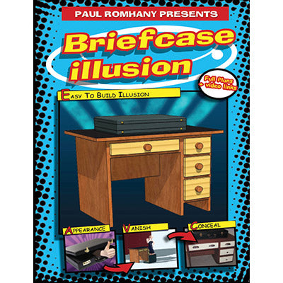 The Briefcase Illusion by Paul Romhany - eBook DOWNLOAD