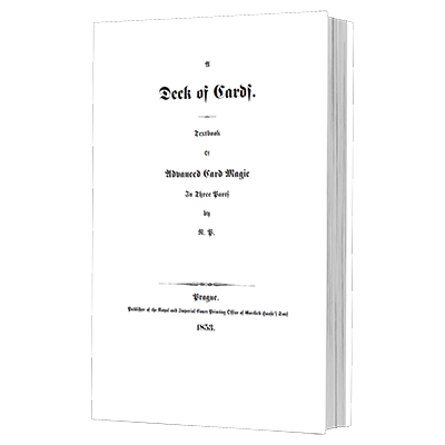 Ein Spielkarten (English Translation) by R.P. & The Conjuring Arts Research Center - eBook DOWNLOAD