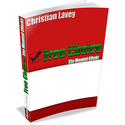 Free Choice (in German) by Christian Lavey - DOWNLOAD