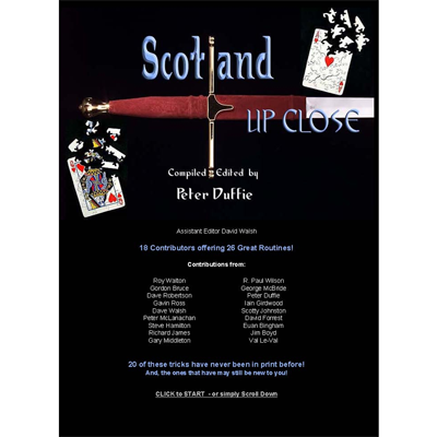 Scotland Up Close by Peter Duffie eBook DOWNLOAD