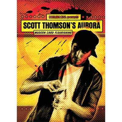 Aurora - Modern Card Flourishing by Scott Thompson and Big Blind Media video DOWNLOAD