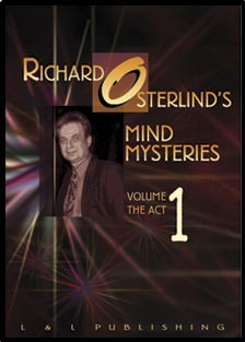Mind Mysteries Vol 1 (The Act) by Richard Osterlind video DOWNLOAD