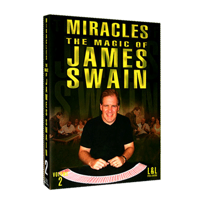 Miracles - The Magic of James Swain Vol. 2 video DOWNLOAD