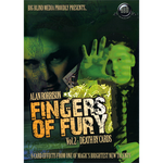 Fingers of Fury Vol.2 (Death By Cards) by Alan Rorrison & Big Blind Media