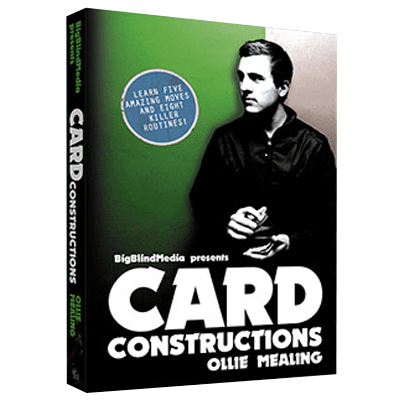 Card Constructions by Ollie Mealing & Big Blind Media video DOWNLOAD