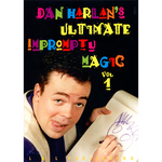 Ultimate Impromptu Magic Vol 1 by Dan Harlan video DOWNLOAD