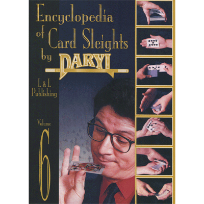 Encyclopedia of Card Sleights Volume 6 by Daryl Magic video DOWNLOAD