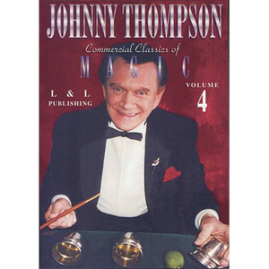 Johnny Thompson Commercial- #4 video DOWNLOAD