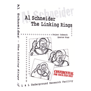 Al Schneider Linking Rings by L&L Publishing video DOWNLOAD