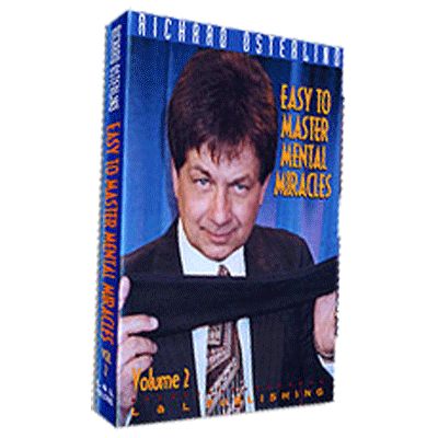 Easy to Master Mental Miracles Volume 2 by R. Osterlind and L&L Publishing video DOWNLOAD