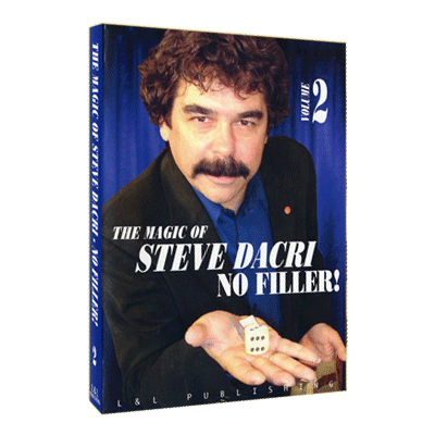 Magic of Steve Dacri by Steve Dacri- No Filler (Volume 2) - video DOWNLOAD