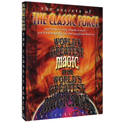 The Classic Force (World's Greatest Magic) video DOWNLOAD