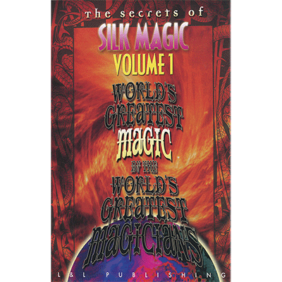 World's Greatest Silk Magic volume 1 by L&L Publishing  video DOWNLOAD
