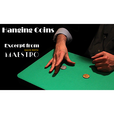 Hanging Coins EXCERPT from Maestro by David Roth & The Blue Crown