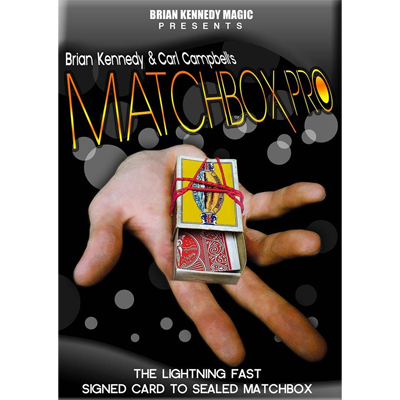 Match Box Pro by Brian Kennedy and Carl Campbell - Video DOWNLOAD