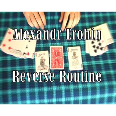 Reverse by Alexandr Erohin - Video DOWNLOAD
