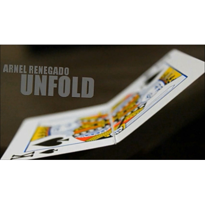 Unfold by Arnel Renegado - Video DOWNLOAD