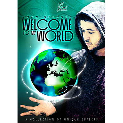 Welcome To My World by John Stessel - DOWNLOAD video