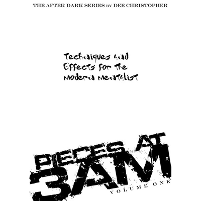 Pieces at 3am Volume One by Dee Christopher eBook DOWNLOAD