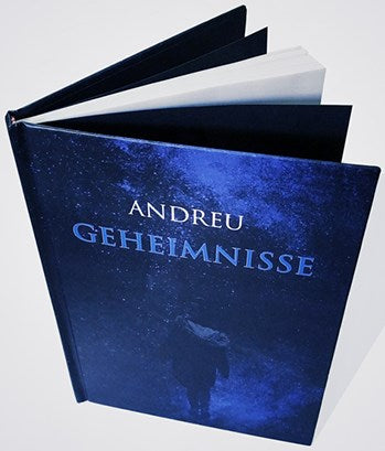 GEHEIMNISSE (Hardcover) Book and Gimmicks