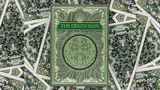 The Green Man Deck Set: Spring & Autumn With FREE Shipping