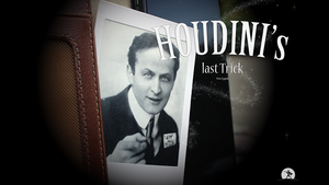 Houdini's Last Trick by Peter Eggink PRE-ORDER