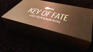 The Key of Fate (Gimmicks and Online Instructions) by Luca Volpe & Alan Wong