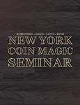 New York Coin Magic Seminar DvD Volume 11 David Roth
