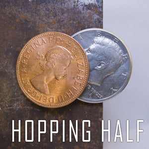 Hopping Halves-Sun/Moon
