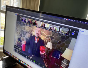 Paul Draper Online Magic Show
