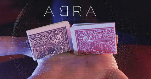 PCTC Productions Presents ABRA (Gimmick and Online Instructions) by Jordan Victoria (Online Only)