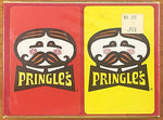 Rare Vintage Pringles Playing Cards