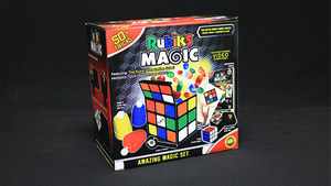 Rubik's Cube Amazing Magic Set (50 Tricks)