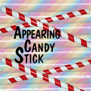 Appearing Candy Cane