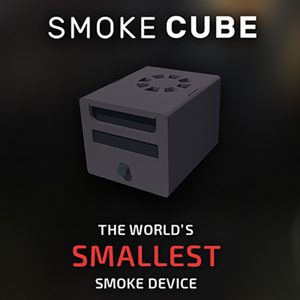 Smoke Cube by Joao Miranda