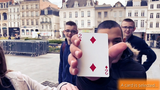 Split Card by Mickael Chatelain