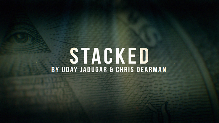 STACKED by Christopher Dearman and Uday