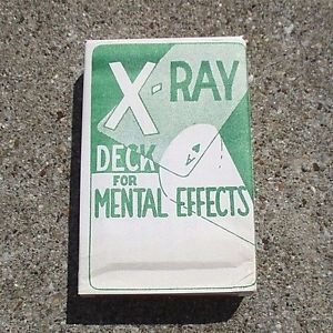 X-Ray Deck for Mental Effects