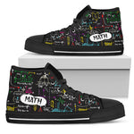 Math Equation Shoe