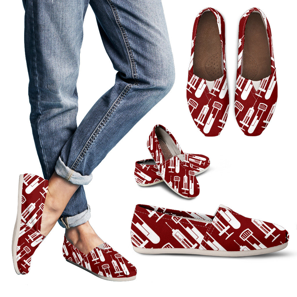 Phlebotomist Casual Shoes