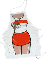 Hooters Cooking Apron