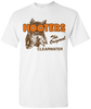 Original Hooters Classic Tee-Black or White