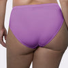 3x Micro Dressy French Cut Panty Pack - Orchid/Red/Pink