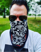 Load image into Gallery viewer, GIBS Bandana Paisley Design 2020